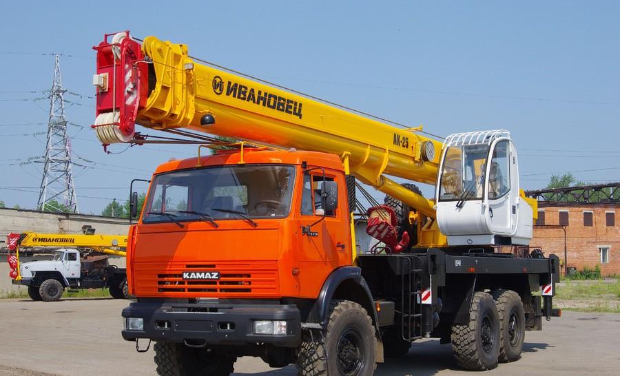Аренда, услуги автокранов и длинномера - Астрахань, цены, предложения специалистов