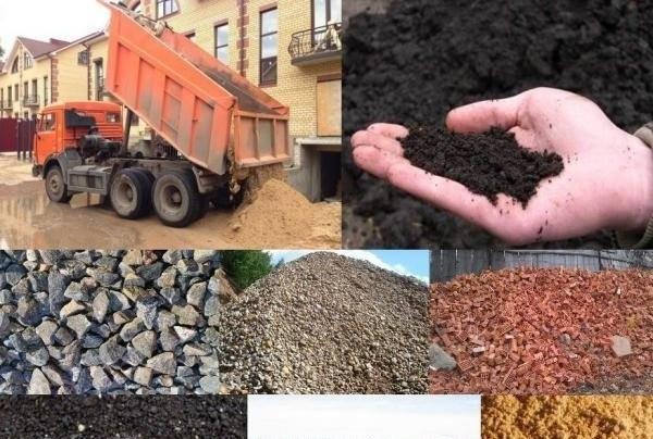 Доставка: щебень, песок, грунт - Астрахань, цены, предложения специалистов