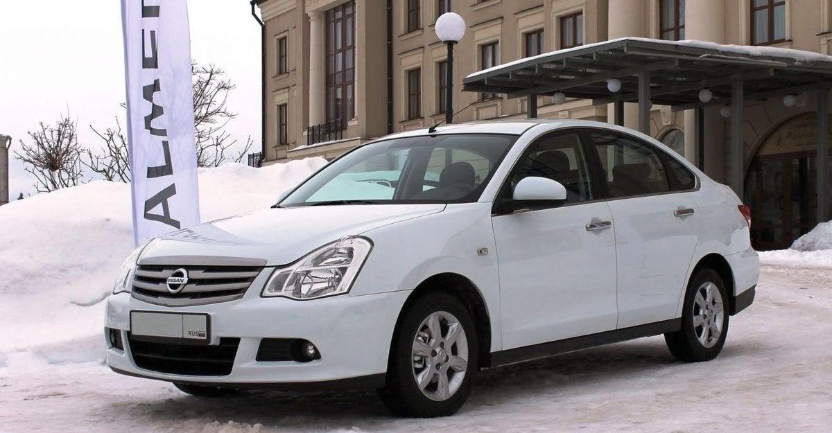 Аренда авто Nissan Almera - Астрахань, цены, предложения специалистов