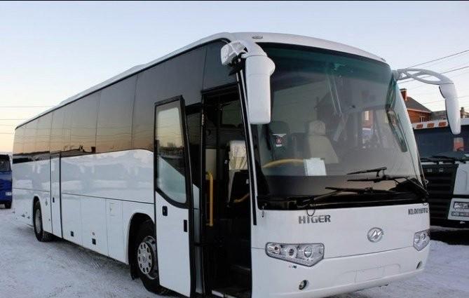 Заказ автобуса - Астрахань, цены, предложения специалистов