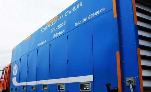 Аренда компрессора передвижного - азот, воздух - Астрахань