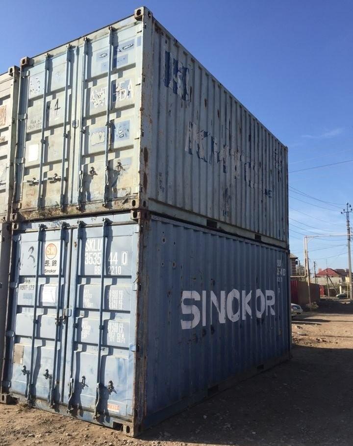 Продажа,Аренда контейнера - Астрахань