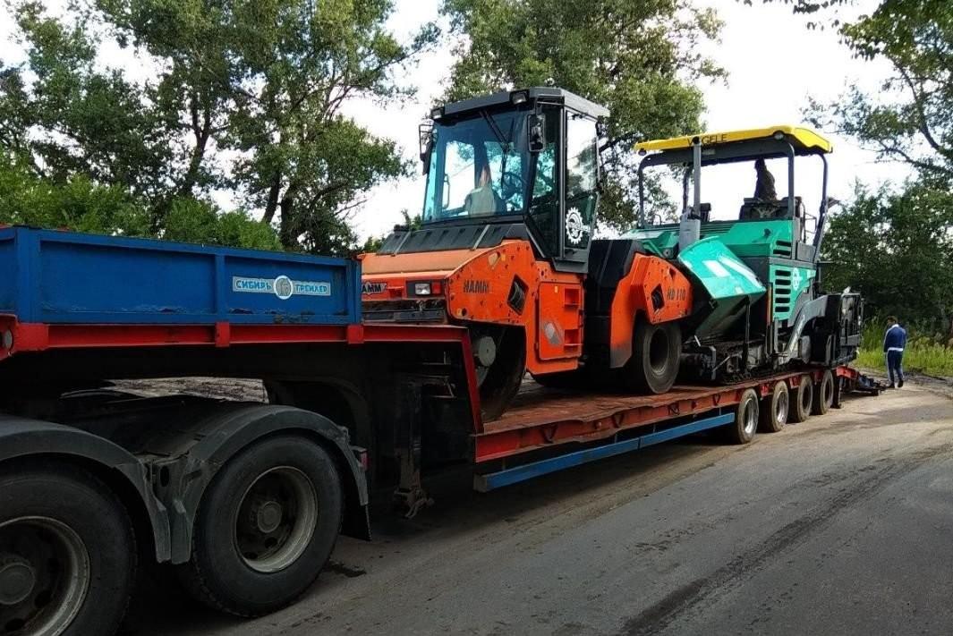 Трал негабаритный груз попутно перевозка до90т РФ - Астрахань, цены, предложения специалистов
