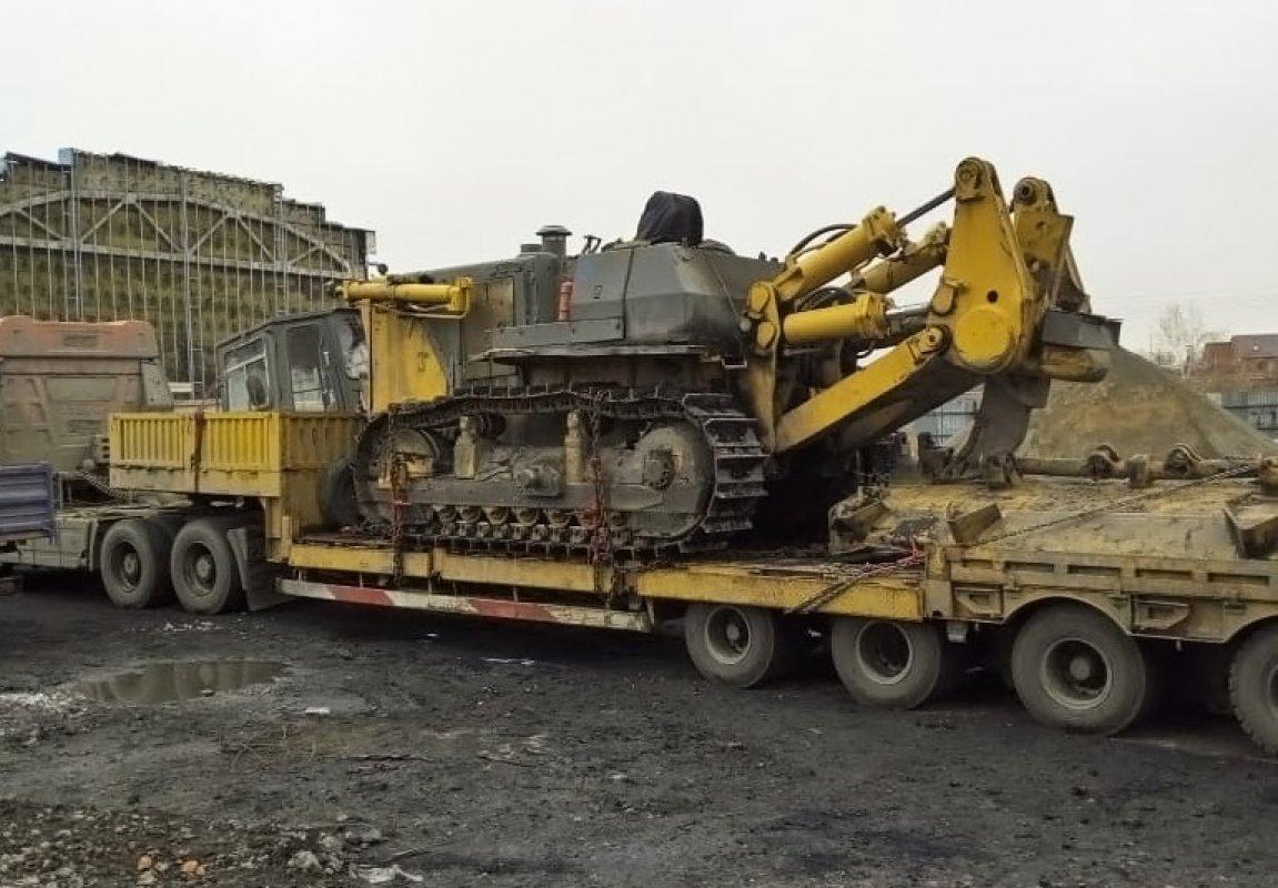Услуги тралов для перевозки спецтехники и промоборудования - Ахтубинск, цены, предложения специалистов