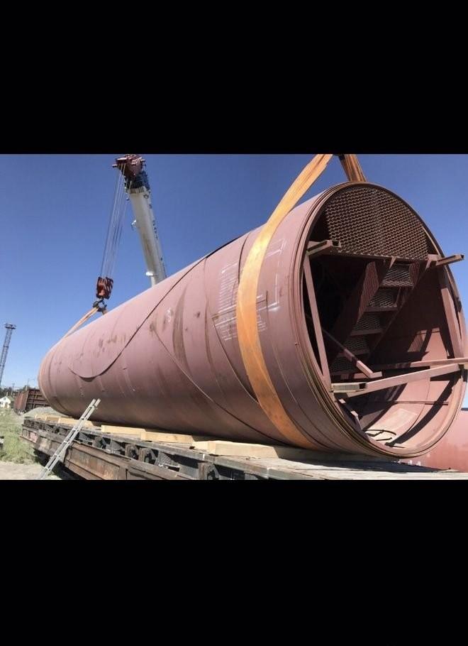 Железнодорожные перевозки негабаритного груза по Р - Астрахань, цены, предложения специалистов