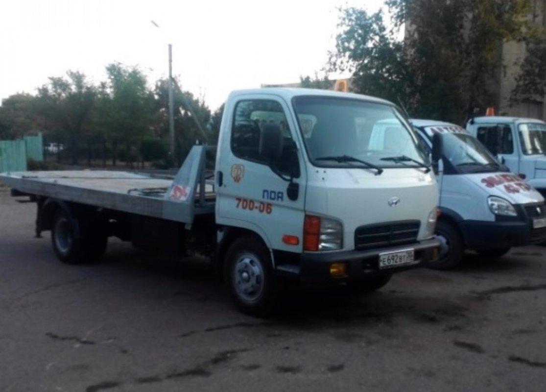 Эвакуатор Hyundai заказать или взять в аренду, цены, предложения компаний