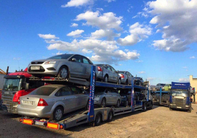 Автовоз MAN, Volvo заказать или взять в аренду, цены, предложения компаний