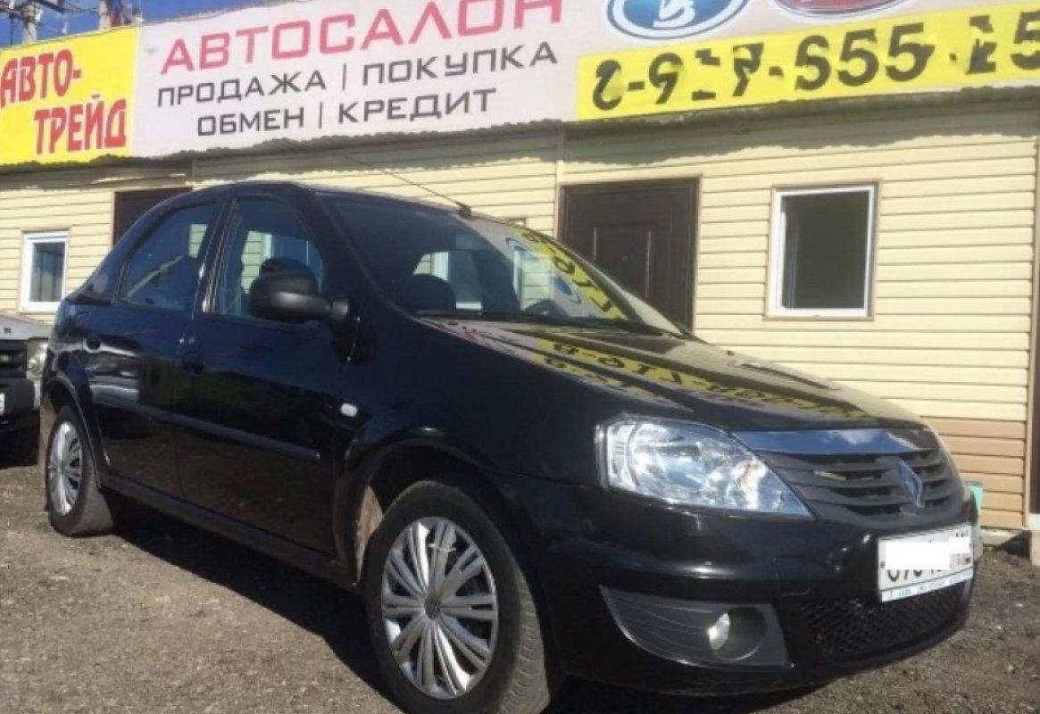 Автомобиль легковой Renault Logan заказать или взять в аренду, цены, предложения компаний