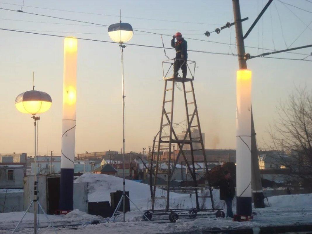 Оборудование для аварийного освещения стройплощадок - Астрахань, цены, предложения специалистов