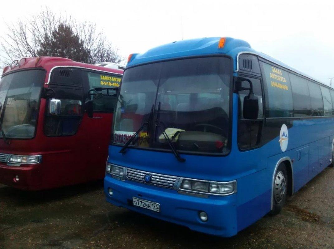 Прокат комфортабельных автобусов и микроавтобусов - Астрахань, цены, предложения специалистов