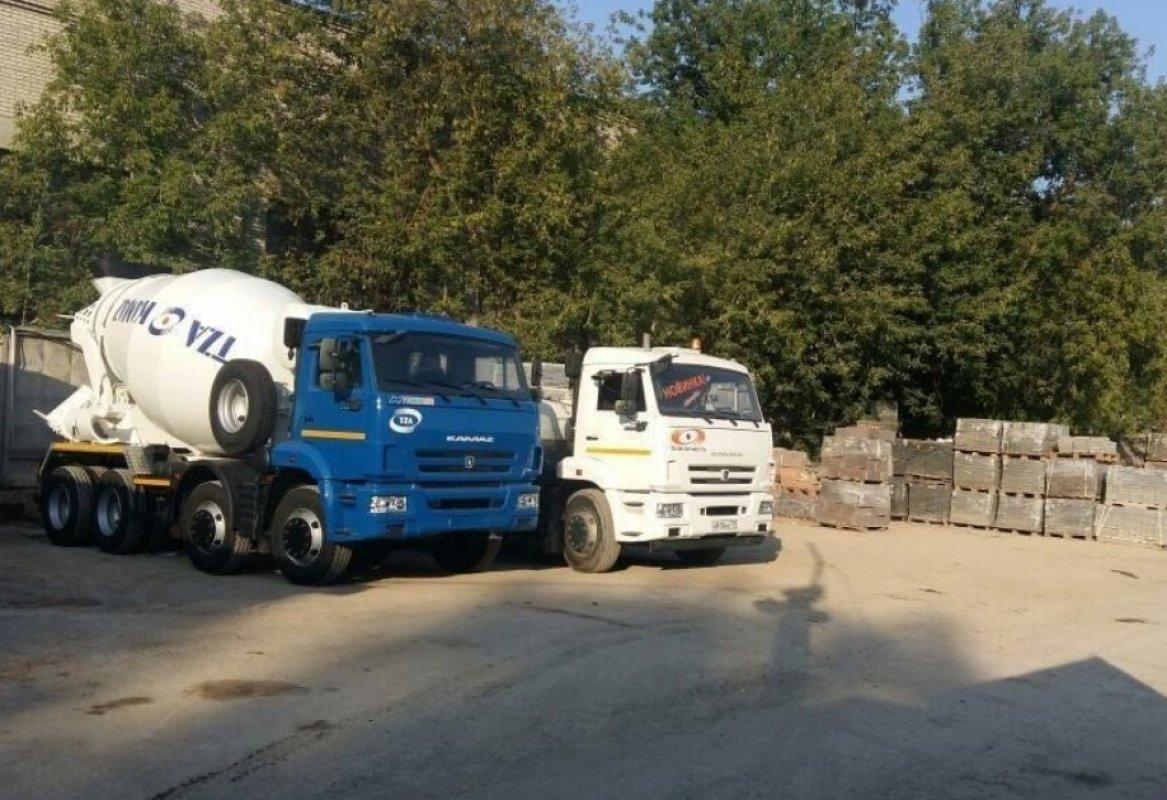 Доставка и перевозка бетона миксерами и автобетоносмесителями - Астрахань, цены, предложения специалистов