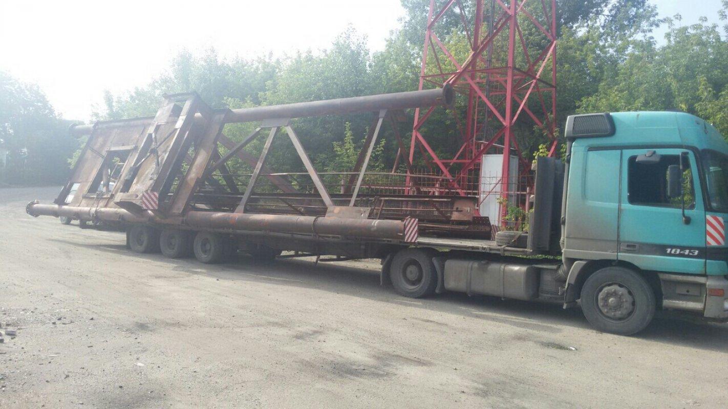 Негабаритные перевозки, услуги трала и площадки - Астрахань, цены, предложения специалистов