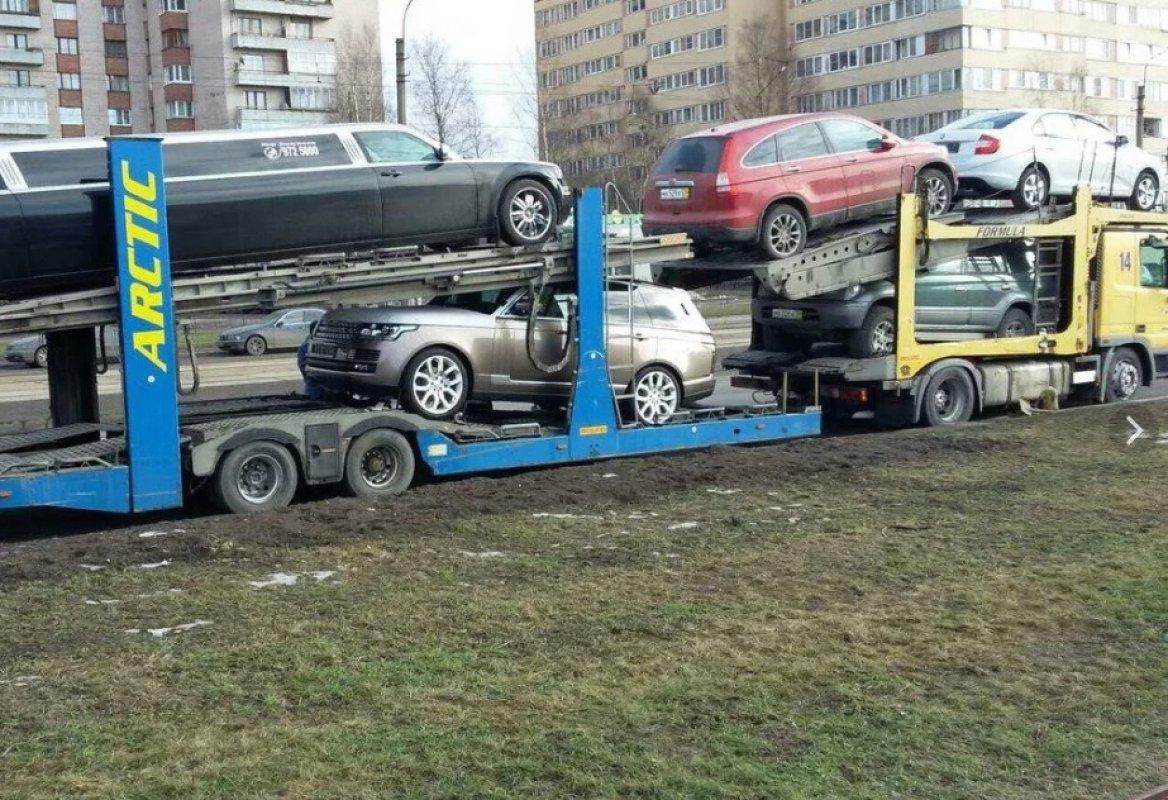 Перевозка автомобилей автовозами до 8 штук. - Астрахань, цены, предложения специалистов