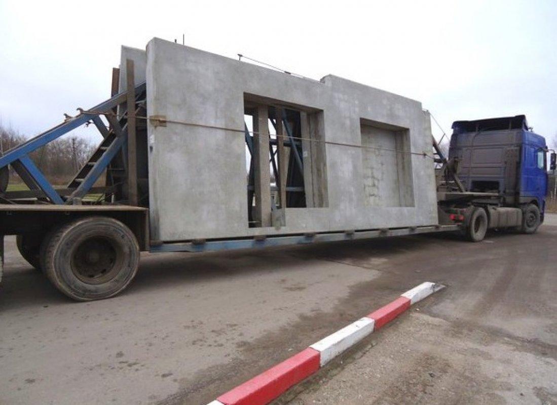 Перевозка бетонных панелей и плит - панелевозы - Астрахань, цены, предложения специалистов
