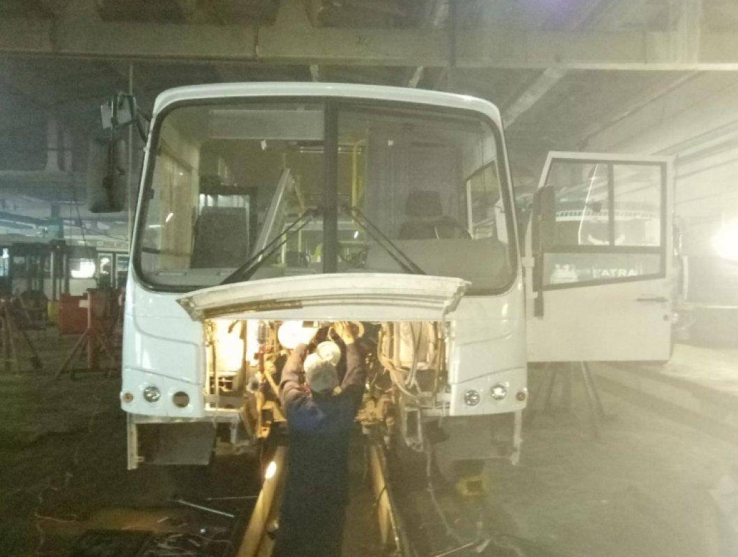 Ремонт двигателей автобусов, ходовой оказываем услуги, компании по ремонту